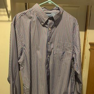 Nautica Men's Long sleeve button down shirt